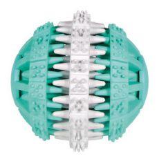 Játék kutyának - mentolos labda, 7 cm