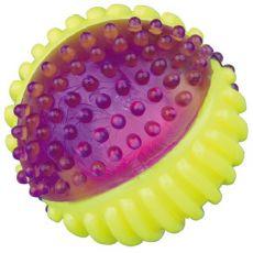 Villogó labda, ugráló - 7 cm