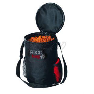 Utazó szett - táska és élelmiszer tál