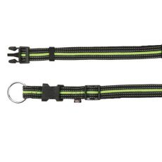 Nylon kutyanyakörv - feketezöld, M-L