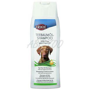 Kutyasampon teafa olajjal - 250ml