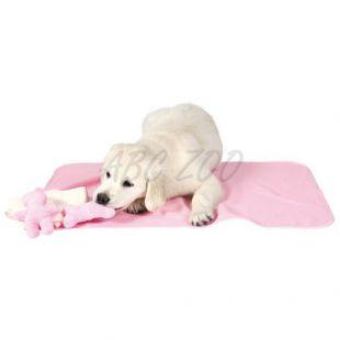 PUPPY SET - készlet kölyökkutyáknak - rózsaszín színben