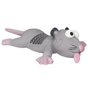 Játék kutyáknak - elgázolt oposszum, 22cm
