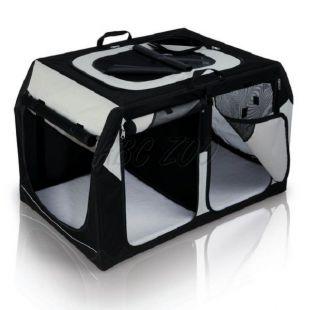 Vario duplo szállító box - S-M, 91x60x61/57cm