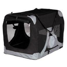Kutya szállító de luxe - 50x50x70cm