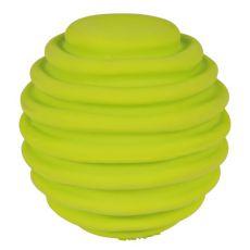 Kutyajáték - barázdált labda, 6cm