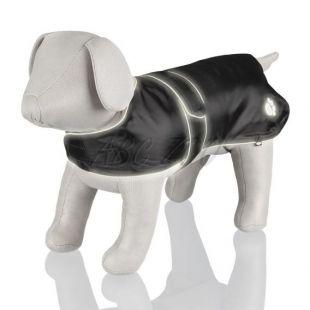 Kutyakabát fényvisszaverő elemekkel - L / 60-85cm
