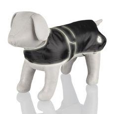 Kutyakabát fényvisszaverő elemekkel  - M / 45-65cm