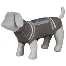 Garbó kutyáknak hímzéssel a hátán - XS / 34cm