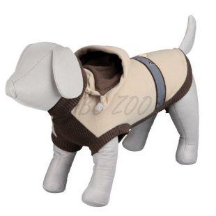 Kutya kapucnis pulóver S / 38cm