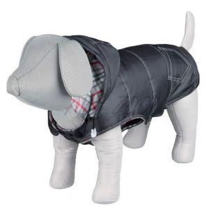 Kutya kabát kapucnival S / 38-42cm