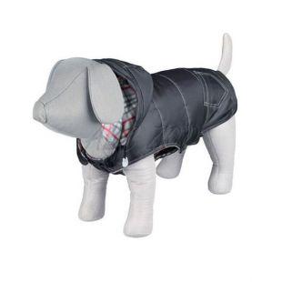Kutya kabát kapucnival M / 48-52cm