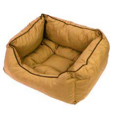 Kutyaágy barna színű - M / 50x40x20cm