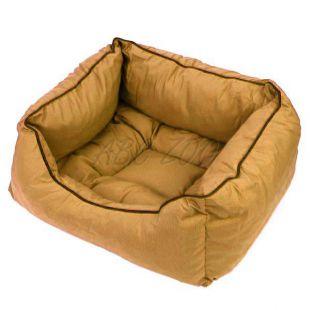 Kutyaágy barna színű  - L / 55x45x22cm