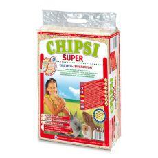 CHIPSI SUPER - finom faforgács rágcsálóknak 60 L