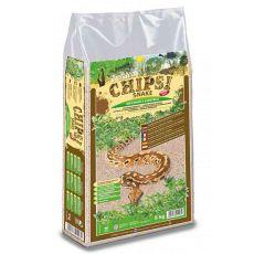CHIPSI SNAKE - természetes terráriumi alom 5kg