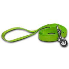 Kutyapóráz - neon zöld, 2 x 120 cm