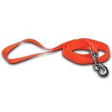 Kutyapóráz - neon narancssárga, 1,6 x 120 cm