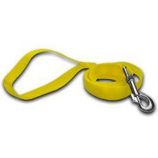 Kutyapóráz - neon sárga,  2 x 120 cm