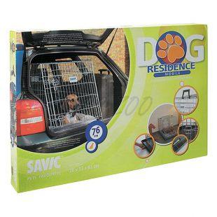 Ketrec kutyáknak és macskáknak Dog Residence MOBILE 76 x 53 x 61 cm