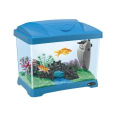 Műanyag akvárium CAPRI JUNIOR BLUE 21L