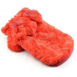 Kutyapulóver kapucnival és fülekkel, narancssárga - XXL