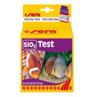 sera SiO3 Teszt (Silicate)