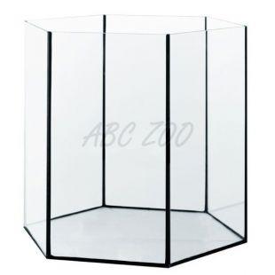 Akvárium - HEX 29 x 29 x 30 cm / 18 L