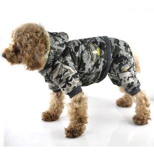 Overál kutyáknak - zöld, XS