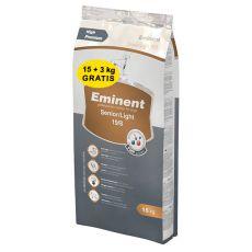 EMINENT Senior Light 15 + 3 kg ajándék