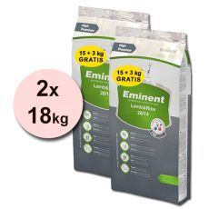 EMINENT Lamb and Rice - 2 x 18 kg