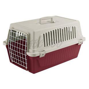 Szállítóbox kutyáknak és macskáknak Ferplast ATLAS 30, párnával