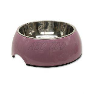 Kutyatál DOG FANTASY 0,70L - rózsaszín