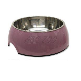 Kutyatál DOG FANTASY 1,40L - rózsaszín