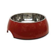 Kutyatál DOG FANTASY 1,40L - piros