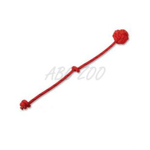 Kutyajáték - csomó kötélen, 53 cm