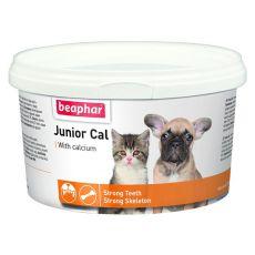 Junior Cal - táplálékkiegészítő kiskutyáknak és kiscicáknak, 200g