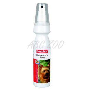 Macadamia Spray - tápanyag kutyák és macskák szőrzetére, 150ml