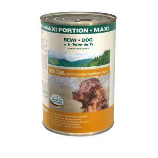 BEWI DOG, Baromfi - 1200 g konzerv
