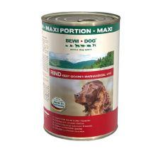 BEWI DOG, Marhahús - 1200 g konzerv