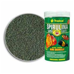 TROPICAL Spirulina Super Forte Mini Granulat 250ml/140g