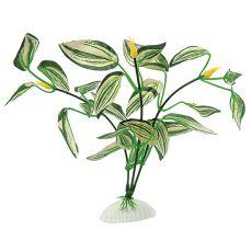 Selyem növény akváriumba - műanyag, 20cm
