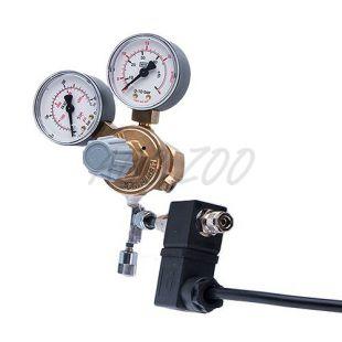 """Redukciós CO2 szelep (2 manométer) + tűszelep + mágnesszelep G3/4"""""""