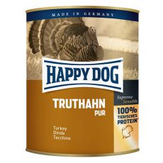 Happy Dog Pur - Truthahn 800g / pulyka
