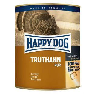Happy Dog Pur - Truthahn 800g / pulyka