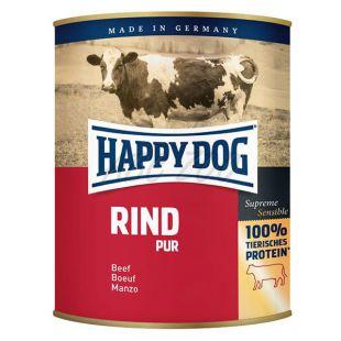 Happy Dog Pur - Rind 800g / marhahús
