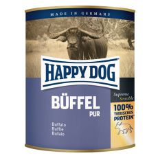 Happy Dog Pur - Büffel 800g / bivalyhús