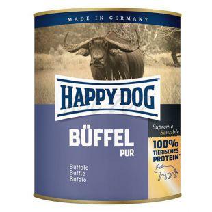 Happy Dog Pur - Büffel 800g / bivalyhús