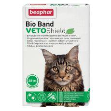 Rovarriasztó nyakörv macskáknak Beaphar, természetes - 35cm