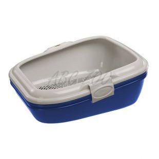 Macskatoalett BIRBA kék - 55,5x45,5x22,5cm